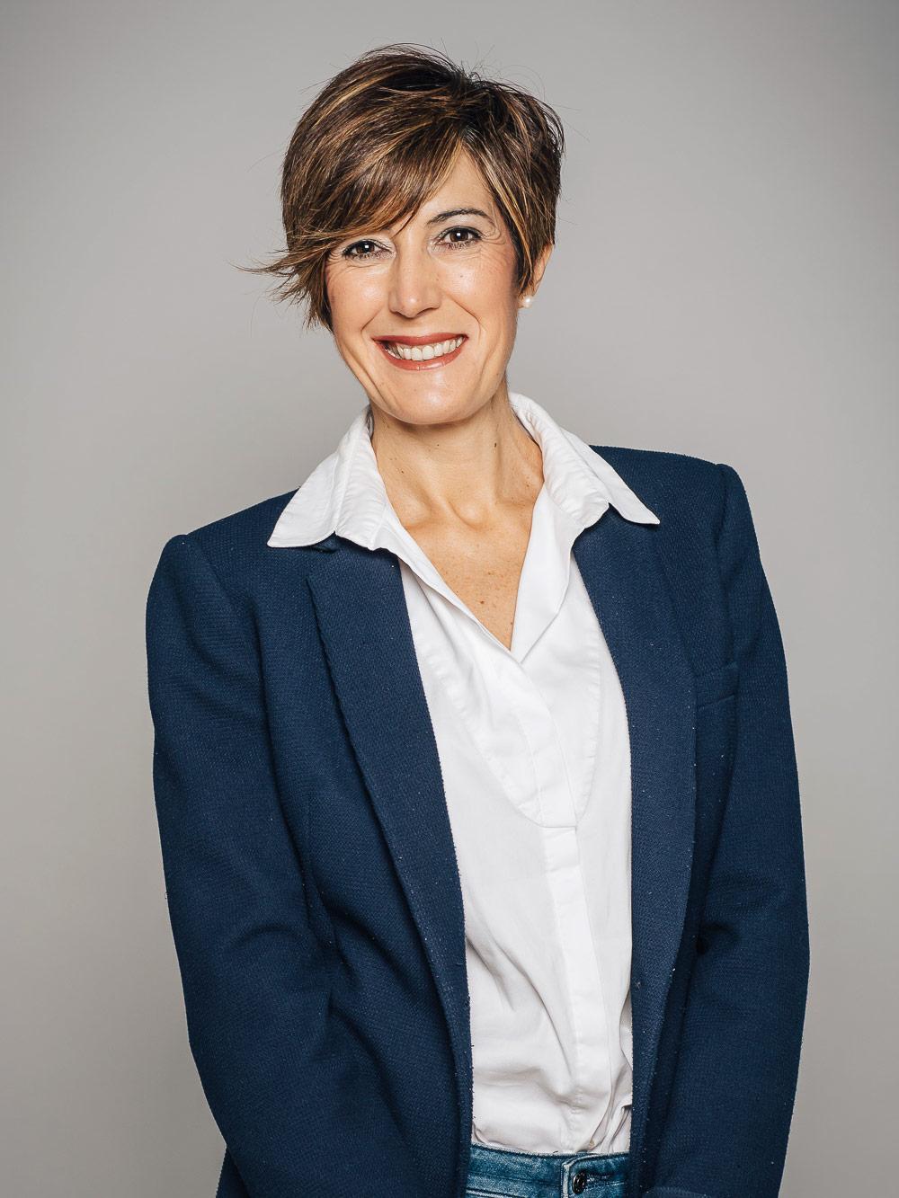 Retrato deAna Martínez Jiménez