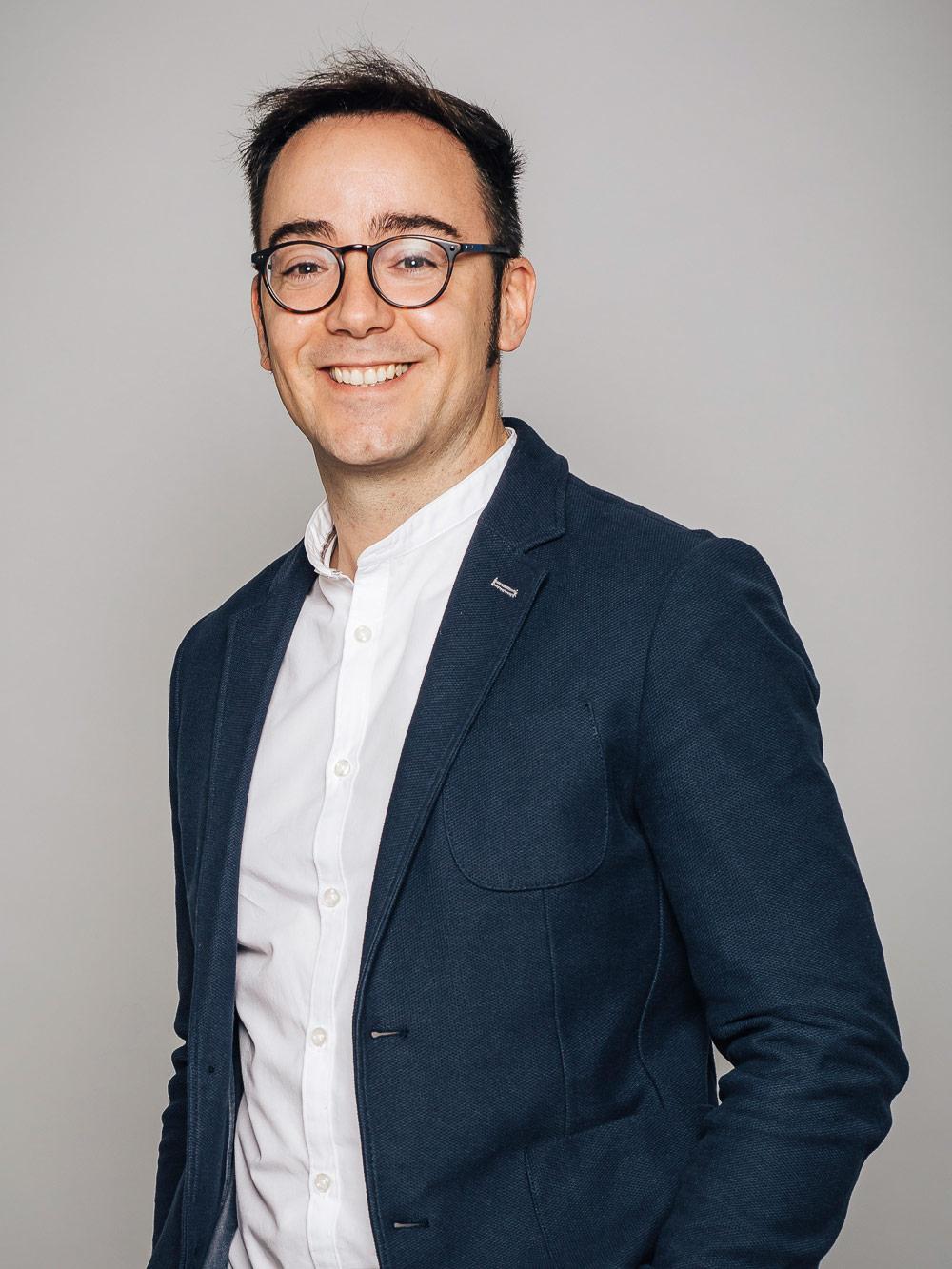 Retrato deÁngel Otero Gea