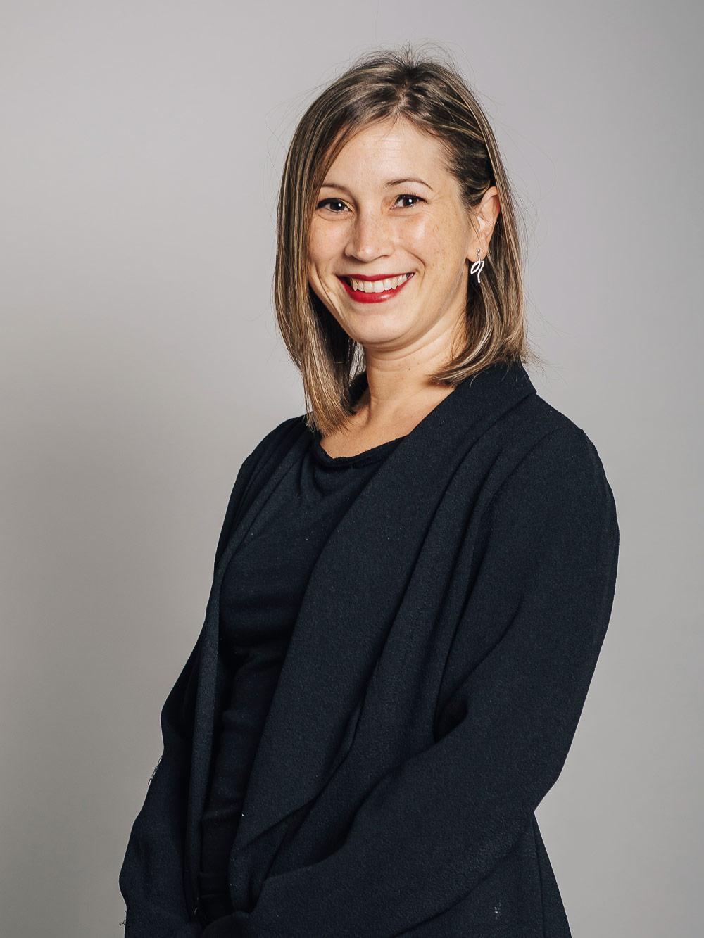 Retrato deVanessa Jiménez Morales